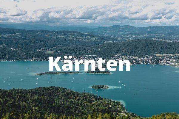 Günstigen Urlaub in Kärnten Österreich buchen