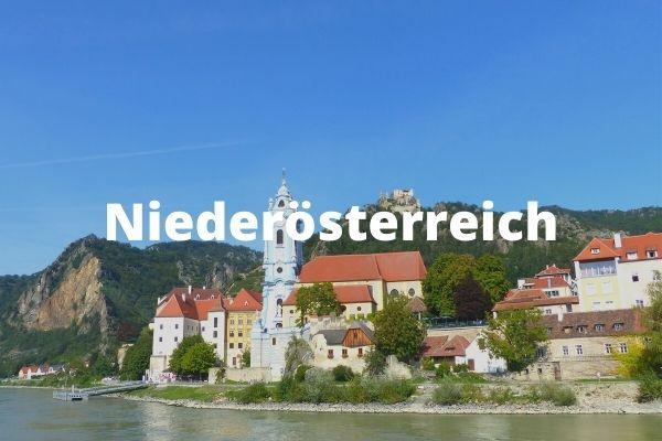 Günstigen Urlaub in Niederösterreich Österreich buchen