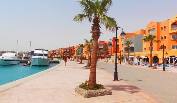 Urlaub in Hurghada